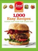 1000 easy recipes cover image