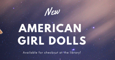New American Girl Dolls