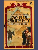 Pawn of Prophecy Cover