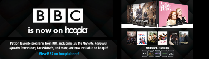 BBC is now on Hoopla