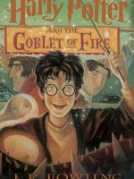 Harry Potter and the Goblet of Fire - Book Jacket