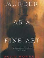 Murder as a Fine Art Book Cover