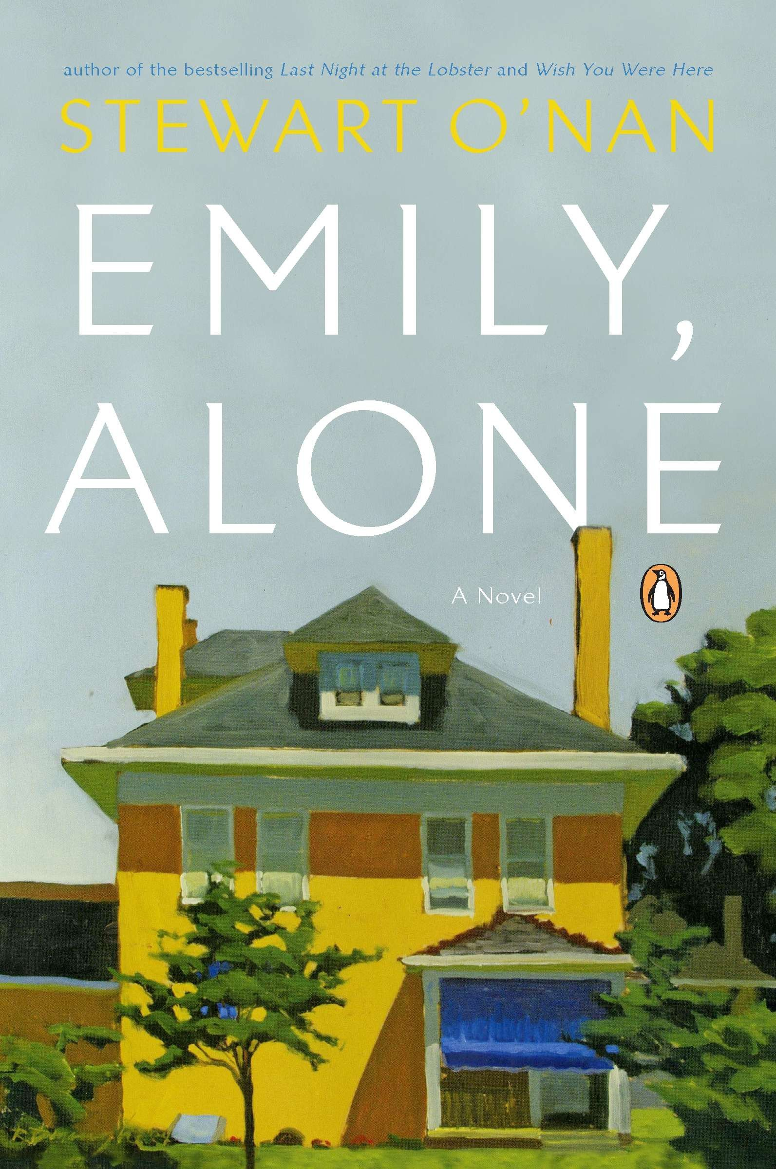 Emily, Alone Book Cover