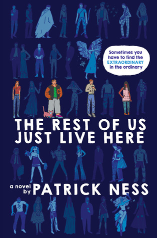 The Rest of us just live here cover