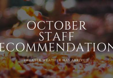 October Staff Recs 👻🎃