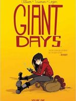 giant days vol 1 book cover