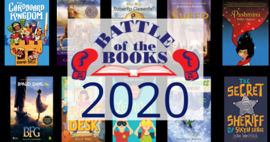 Battle of the Books 2020 Header Image