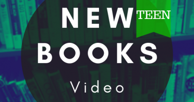 New Teen Books Video Header