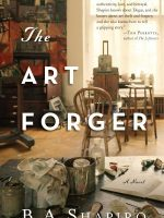 Art Forger - Book Cover