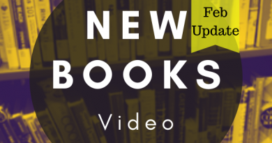 New Books Unboxing Videos header image