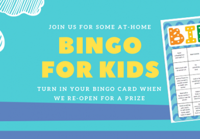 At-Home Bingo for Kids!