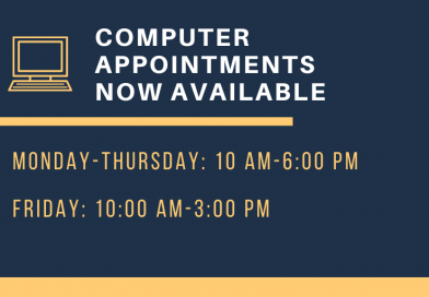 Computer Appointments