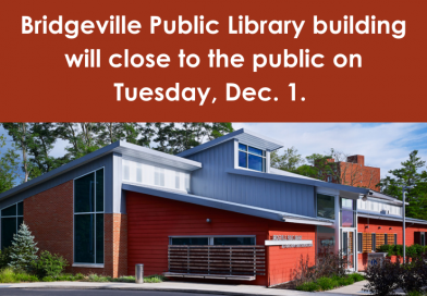 Changes to Service Effective Tuesday, Dec. 1.