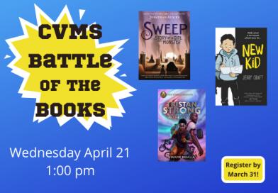 CVMS Battle of the Books