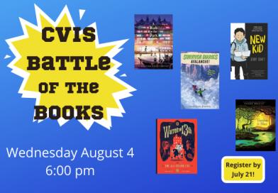 CVIS Battle of the Books